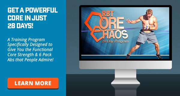Core Chaos Program - Butt Activation