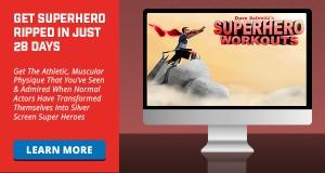 Super Hero Program - Simple Exercise Strategies