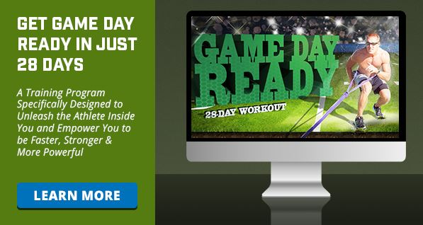 Game Day Ready Workout - Training Athletically