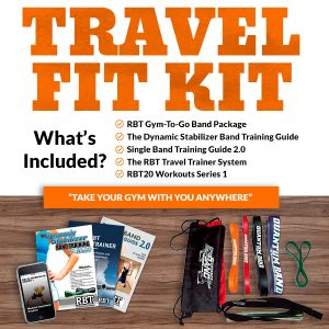 RBT Travel Kit - band set-ups