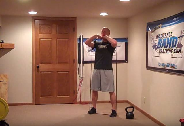 Fat Loss Band Training