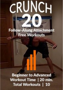attachment free band workouts