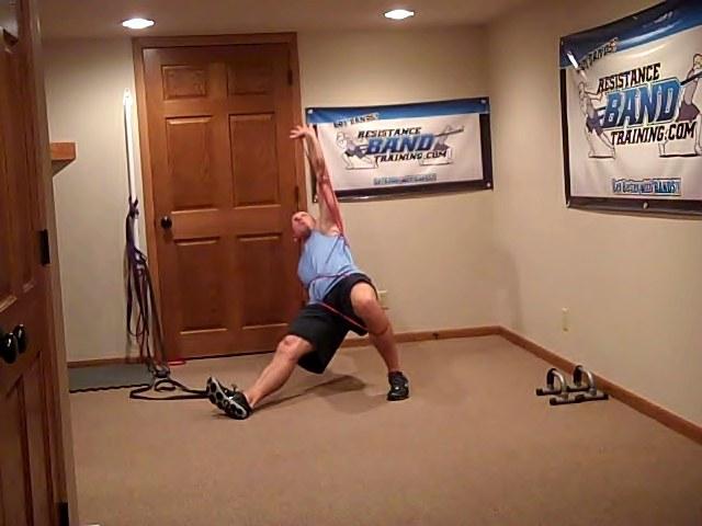 Ground Core Workout