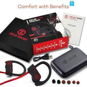 Wirelss Headset - travel gym