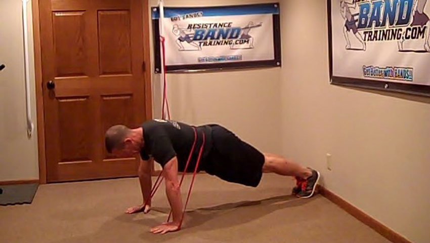 Reactive Core-Cardio Follow Along Workout