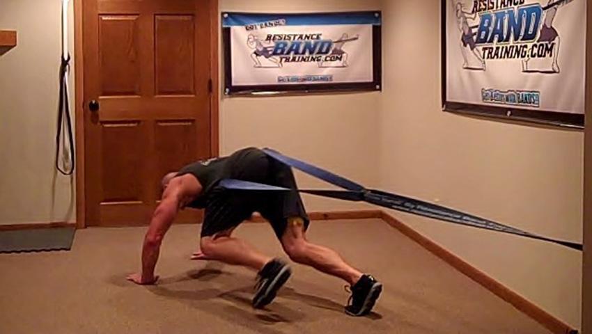 Crawling Workout
