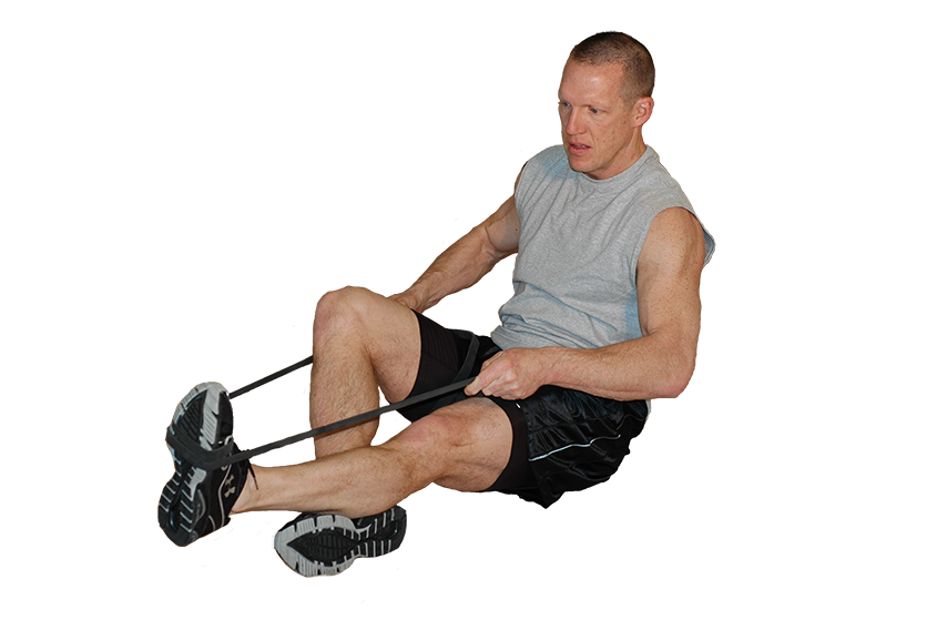Band Ankle Mobilization