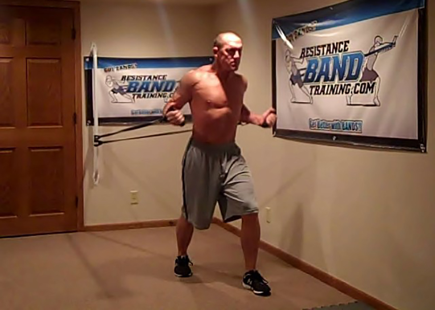 Arm Assault Band Training