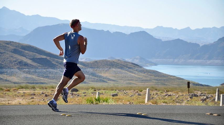 Runner - 6 Summer Run-Strength Workouts