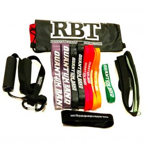 Kit - Training with resistance bands