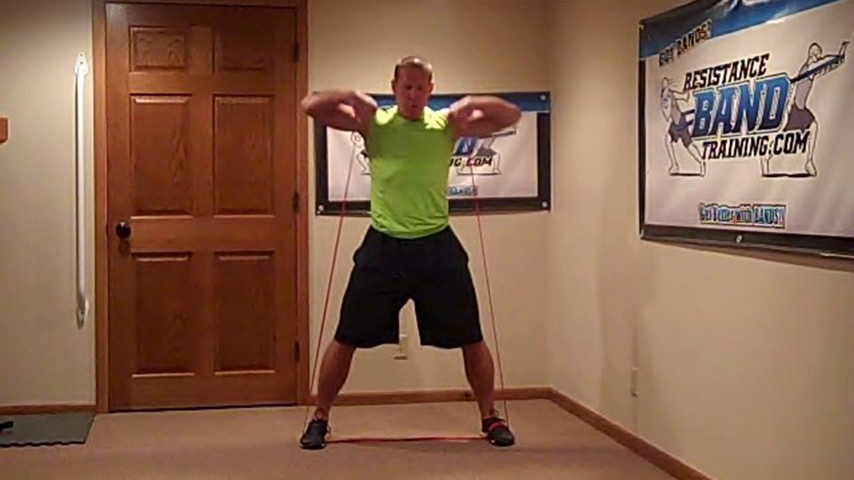 Shoulder Playground Workout