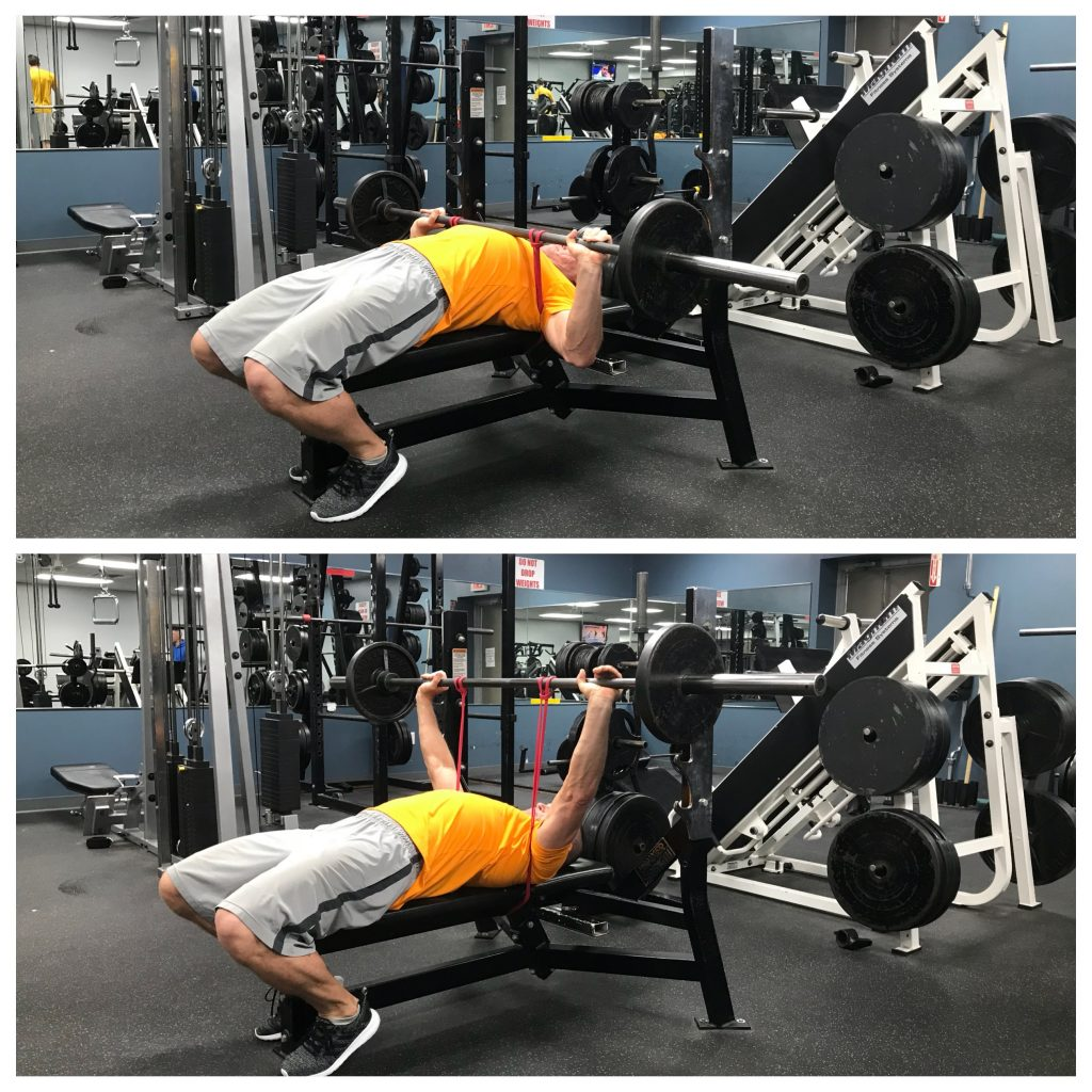 Bench Press - strength training