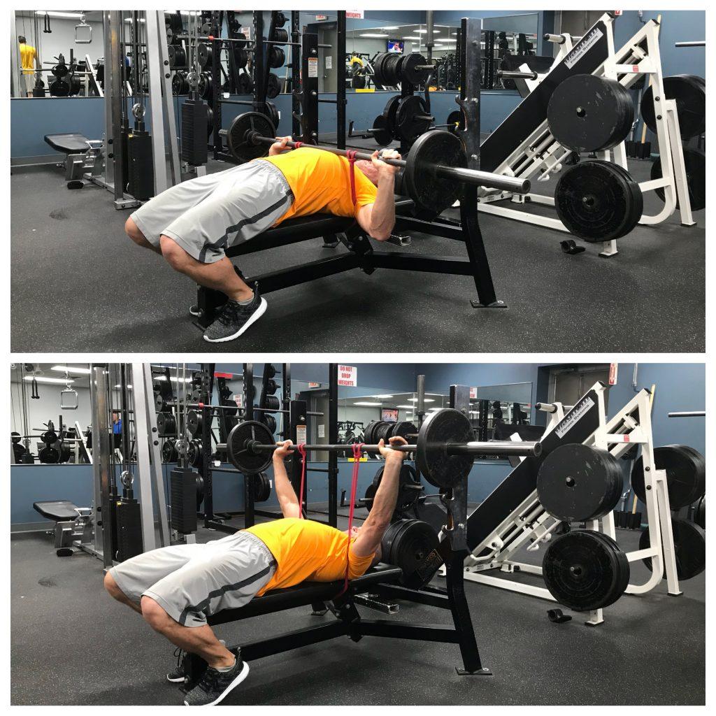 Bench Press - strength training