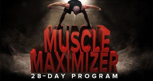 28 Day Muscle Maximizer - Chest Training