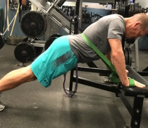 Incline push-up - Chest Training