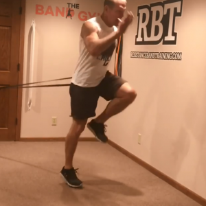Skipping - Band Speed Workout