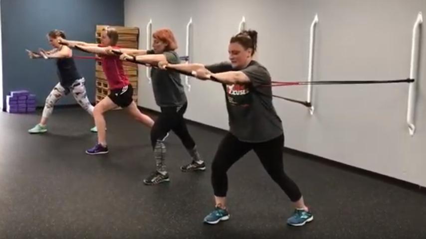 Upper Body Strength Workout