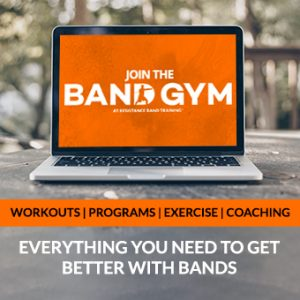 Dynamic stabilizer workouts with the Band Gym